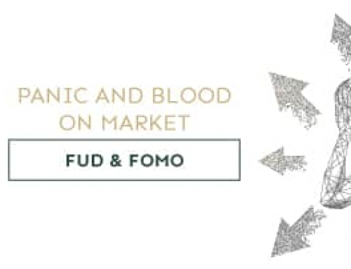 Panic and blood on the market. How to enter and exit a deal. FUD and FOMO