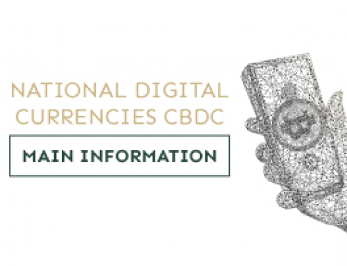 National digital currencies CBDC