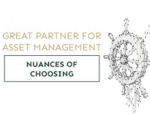 What you need to know when choosing a partner for asset management
