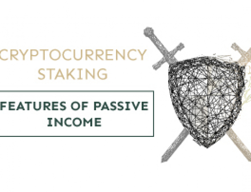 Cryptocurrency staking – features of passive income