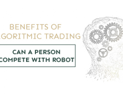 Benefits of algorithmic trading – can a person compete with a robot?
