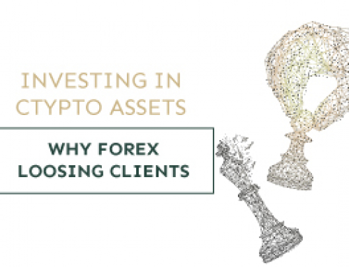 Investing in crypto assets: why FOREX and the stock market are losing investors