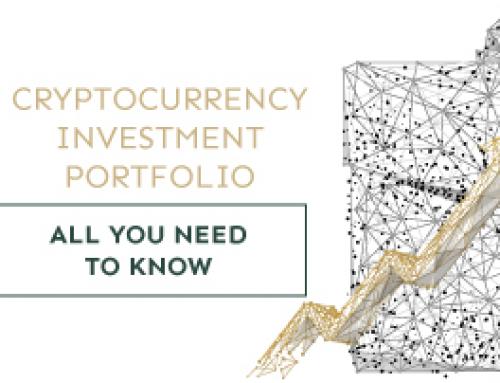 Cryptocurrency investment portfolio